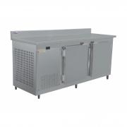 Balcão de Serviço Refrigerado 190 cm RF-038 Inox 220v Frilux