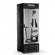 Cervejeira 600 Litros Porta Adesivada VCC600S 220v Refrimate