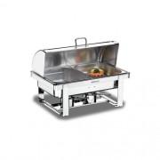 Chafing Dish Retangular 57x36 Savoy Brinox
