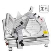Cortador de Frios Industrial Semi Automático Lâmina 25 cm Inox BM 17 NR Bivolt Bermar