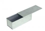 Forma de Pão 30 x 10 x 10 Alumínio Imeca