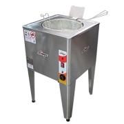 Fritadeira Elétrica Água e Óleo 24 Litros Reativada FRP 24 Inox 220v Skymsen