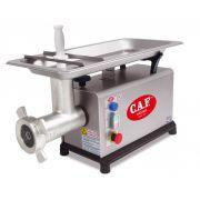 Picador Moedor de Carne Boca 10 Inox 220v CAF