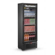 Refrigerador Expositor Multiuso 505 Litros Porta de Vidro VCM505 110v Refrimate