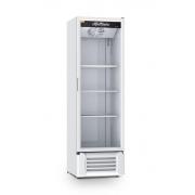 Refrigerador Expositor Multiuso Branco 400 Litros Porta de Vidro VCM400 220v Refrimate