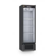 Refrigerador Expositor Multiuso Preto 400 Litros Porta de Vidro VCM400 220v Refrimate