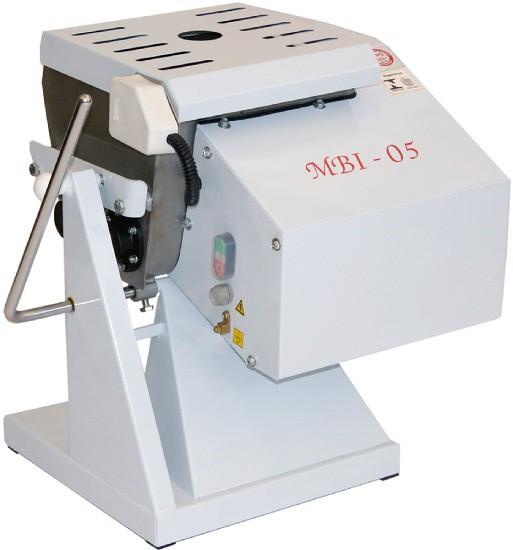 Amassadeira Semi Rápida 05 kg MBI 05 Bivolt Gastromaq