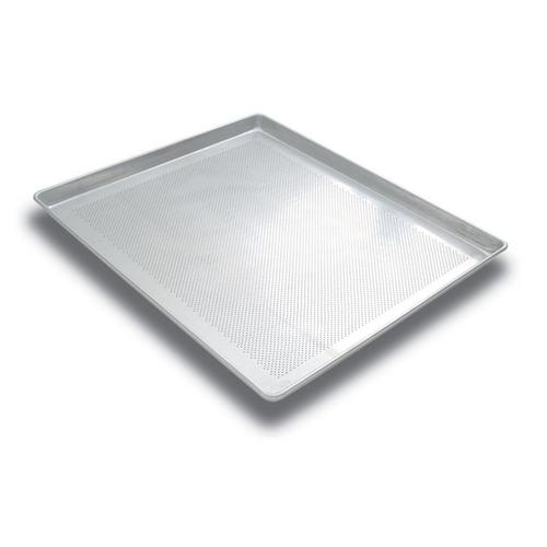 Assadeira Perfurada 58 x 70 x 3,5 Alumínio Imeca