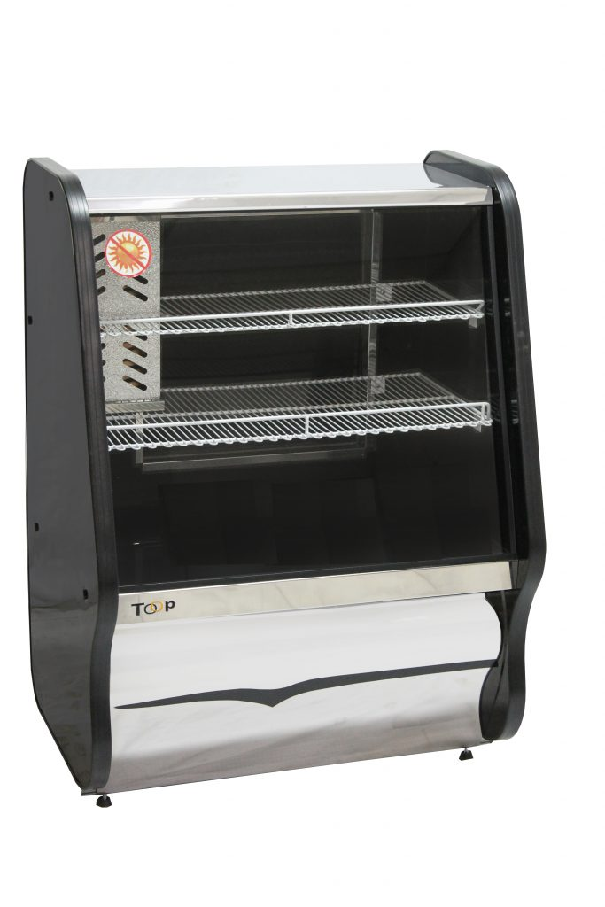 Balcão Expositor Refrigerado BTT 120 Toop Black 220v Ormifrio