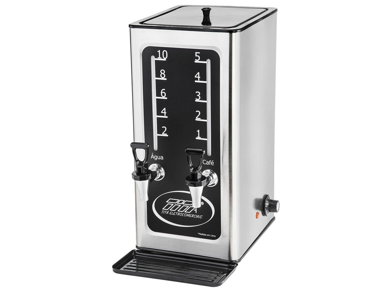 Cafeteira Elétrica Industrial Coffe Line 5L Inox 220V Titã
