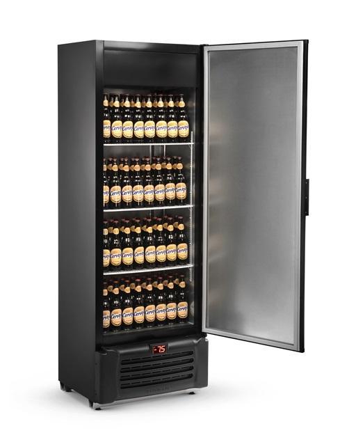 Cervejeira 505 Litros Promo Porta Sólida Adesivada VCC505S 220v Refrimate