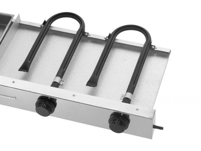 Chapa Bifeteira Profissional 120 Compact