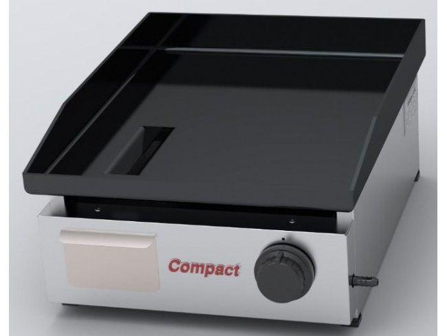 Chapa Bifeteira Profissional Slim 40 Compact