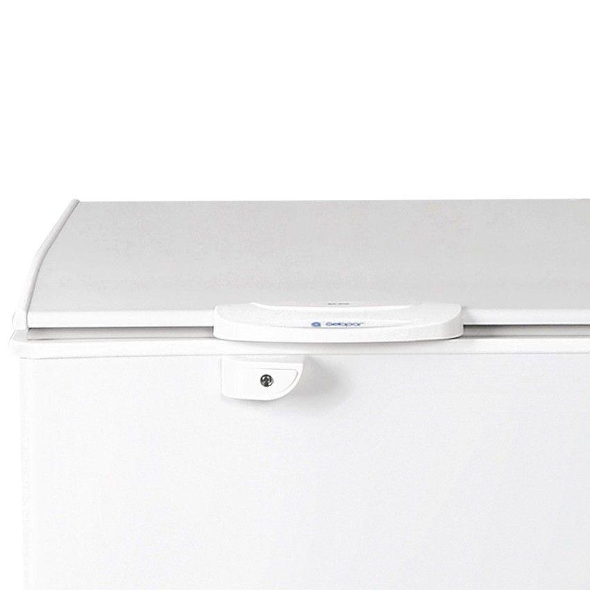 Freezer Refrigerador Horizontal GHBS 220 BR 1 Porta Sólida 219 Litros 110v Gelopar