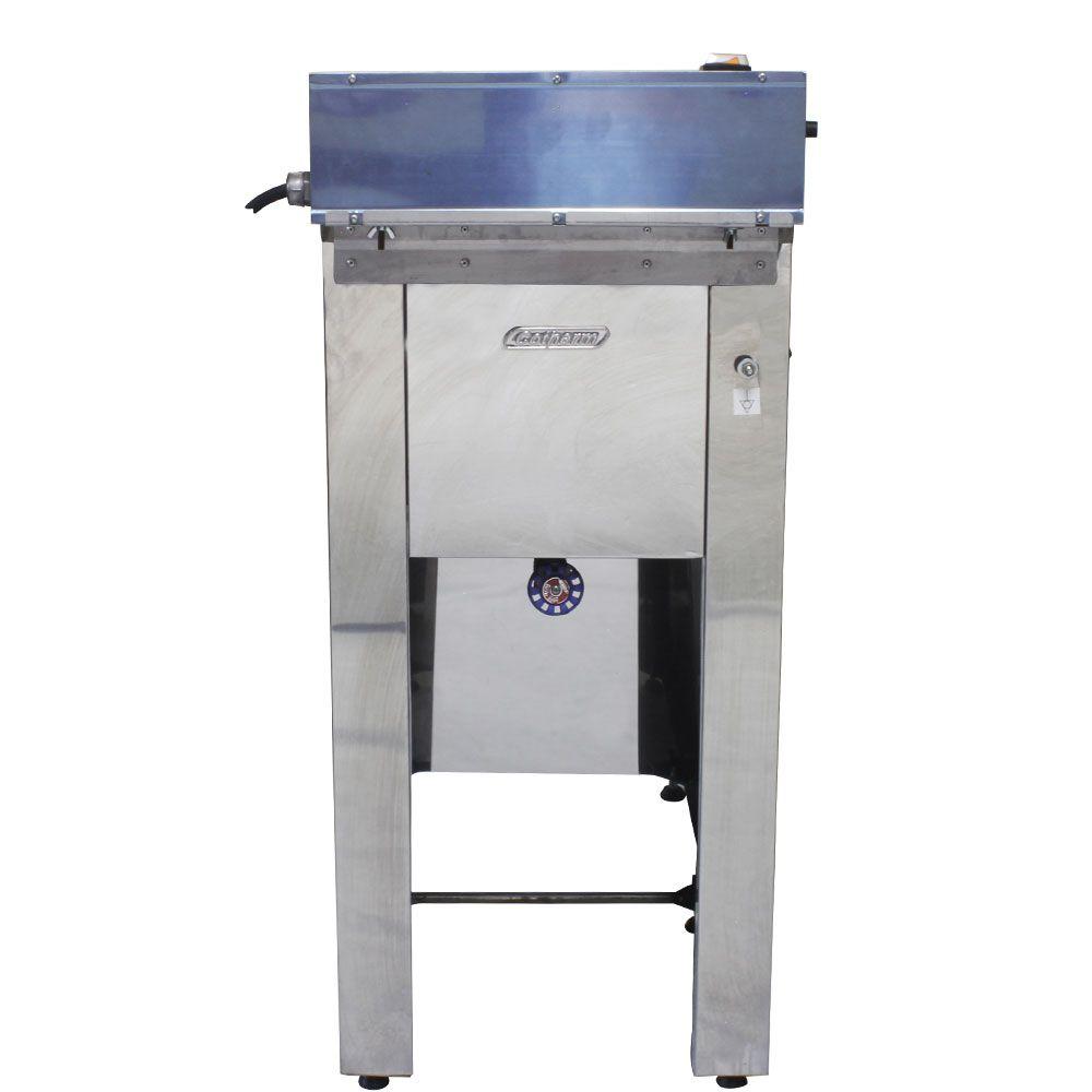 Fritadeira Água e Óleo Profissional 18L Pedestal 8000W 220v Cotherm