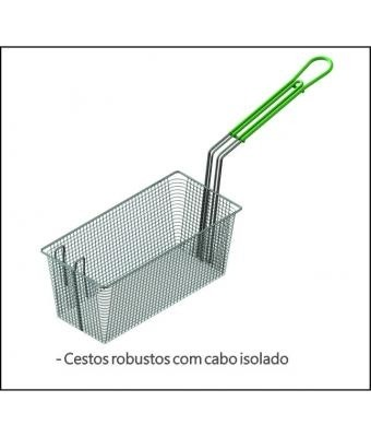 Fritadeira Industrial a Gás Profissional 30 Litros FOG 2 Metalcubas