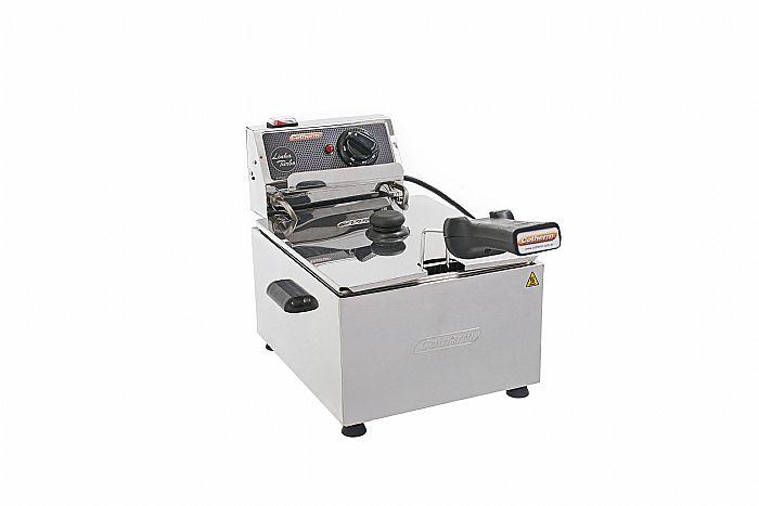 Fritadeira Profissional Turbo 1 Cuba 5L 220v Cotherm