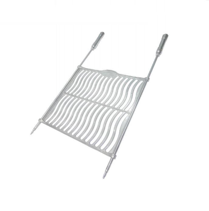 Grelha De Alumínio Para Churrasco ACF-420 Araceba