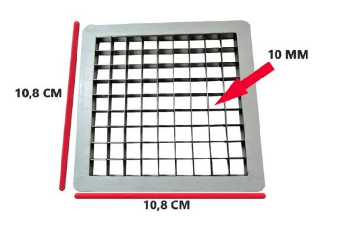 Lâmina Para Cortador/Picador Médio e Grande Vitalex