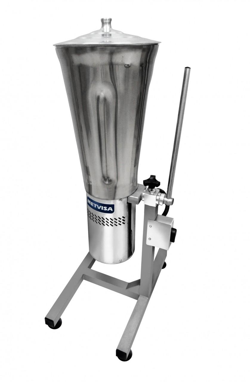 Liquidificador Industrial Basculante 19 Litros 220v Metvisa