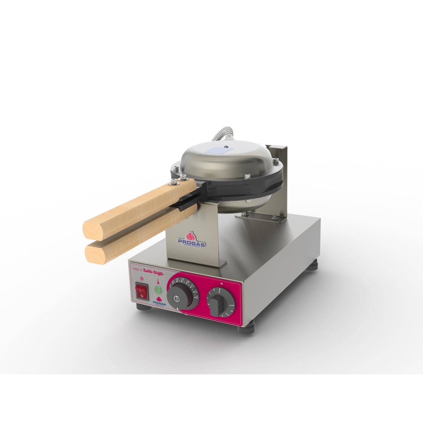 Máquina Industrial Bubble Waffle PRKB-10 220v Progás