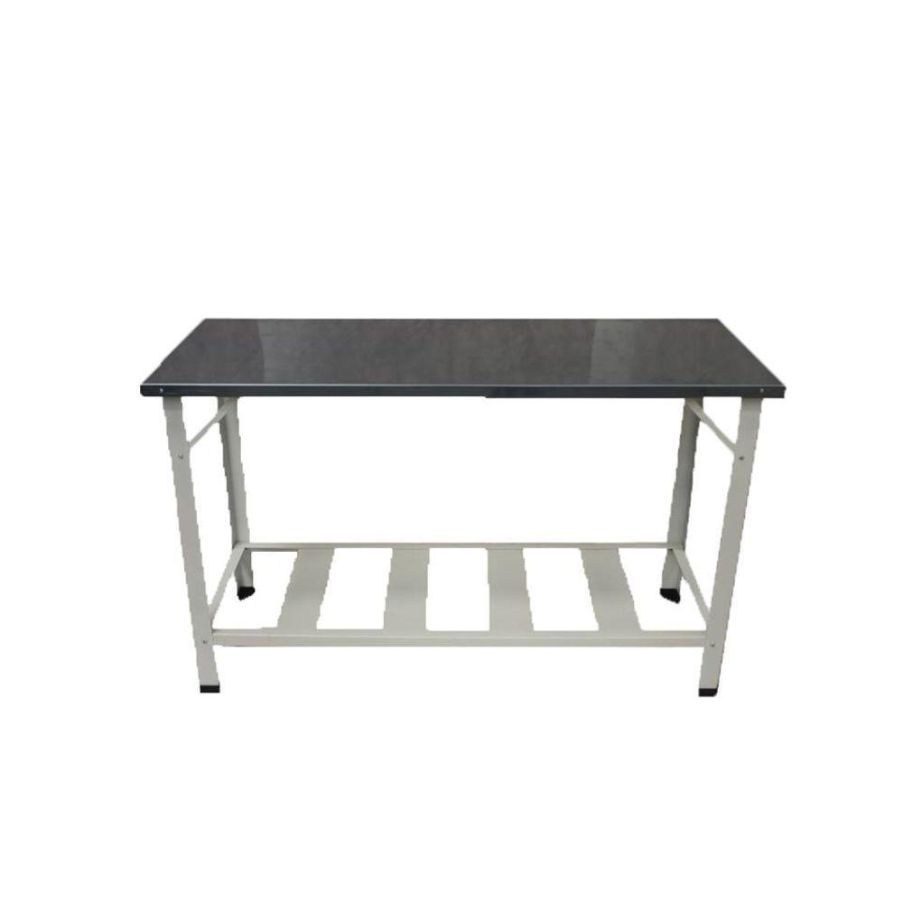 Mesa de Trabalho Inox 430 1,90 x 0,80 MT 190 Metal Brey