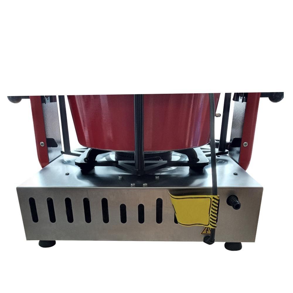 Misturador Industrial Gourmella Top CZ 10 Panela de Alumínio 220v G Paniz