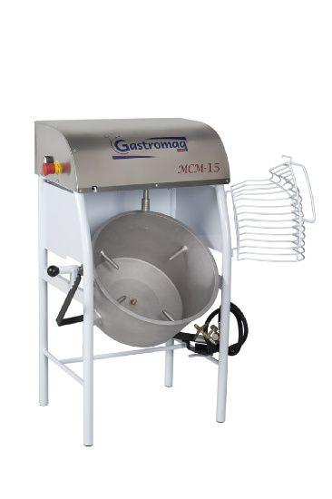 Misturador Industrial MCM 15 Bivolt Gastromaq