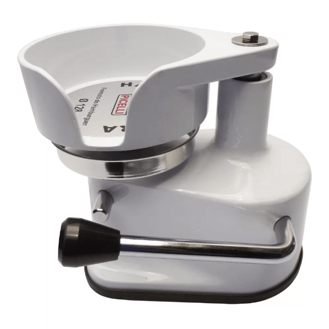 Modelador Manual de Hamburguer HP 128 Picelli
