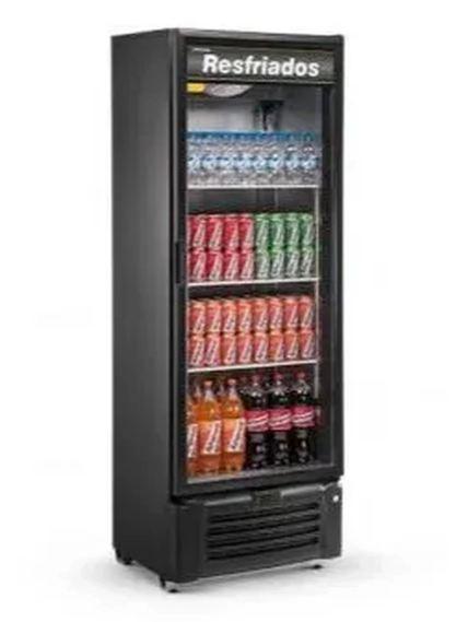 Refrigerador Expositor Multiuso 505 Litros Porta de Vidro VCM505 220v Refrimate