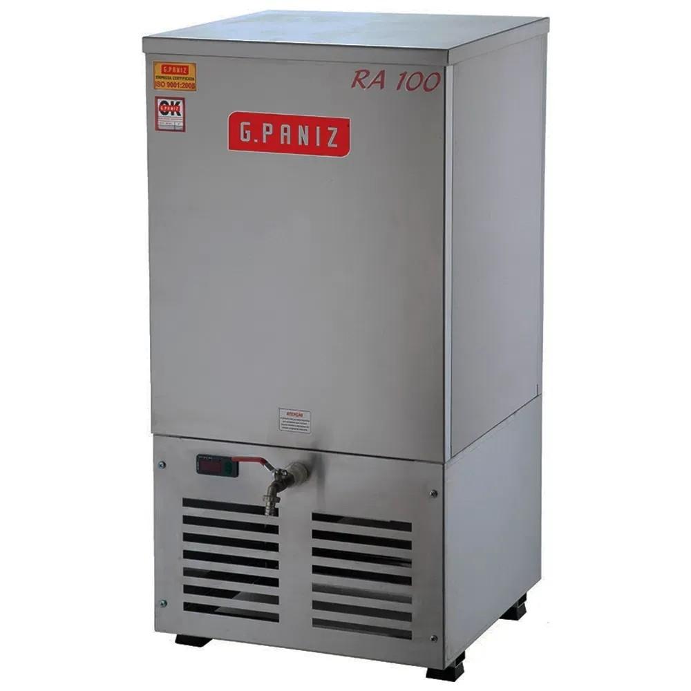 Resfriador de Água RA 100 Plus 220v Inox G Paniz