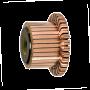 33 Lâminas - Coletor do Induzido Partida Corcel / Fuscão