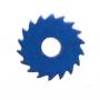 Fresa de Aço Rápido - p/ Rebaixadora de Mica de Coletores - 0,6 mm de espessura