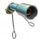 Maçarico Solda a Gás GLP C/ 3 Bicos + Adaptador P2