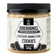 AMENDOMEL 1010G CHOCOLATE BRANCO COM COOKIES  - THIANI