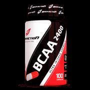 BCAA 2400 100 CAPS - BODY ACTION