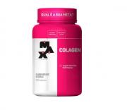 Colágeno Hidrolisado Colagen 100caps - Max Titanium