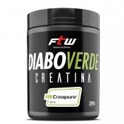 Creatina Diabo Verde Creapure® 200g - FTW