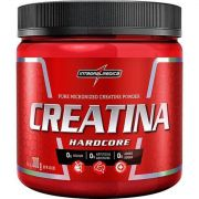CREATINA HARDCORE 300G - INTEGRAL MÉDICA