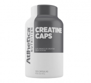 Creatine Caps (120 caps) Atlhetica Nutrition