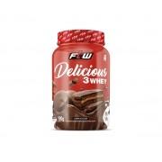 DELICIOUS 3 WHEY ALFAJOR 900G - FTW