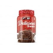DELICIOUS 3 WHEY CHOCOLATE 900G - FTW