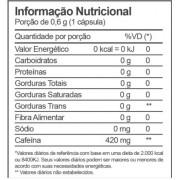 DIABO VERDE EXTREMO 60 CÁPSULAS 420MG CAFEINA