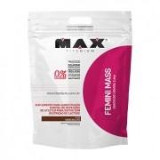 FEMINI MASS 2,4Kg SABOR CHOCOLATE - MAX TITANIUM