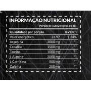 FRITZ PRÉ WORKOUT 300G SABORES EVOROX NUTRITION