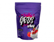 Gods whey concentrado - 825g - Canibal Inc