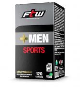 + Men Sports 120 Cápsulas FTW