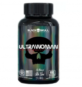 Multivitaminico Ultraman 60 Tabletes - Black Skull