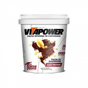 PASTA DE AMENDOIM SHOT PROTEIN 1KG - VITA POWER