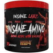 Pré-treino Insane Amino Hellboy (210g) Insane Labz